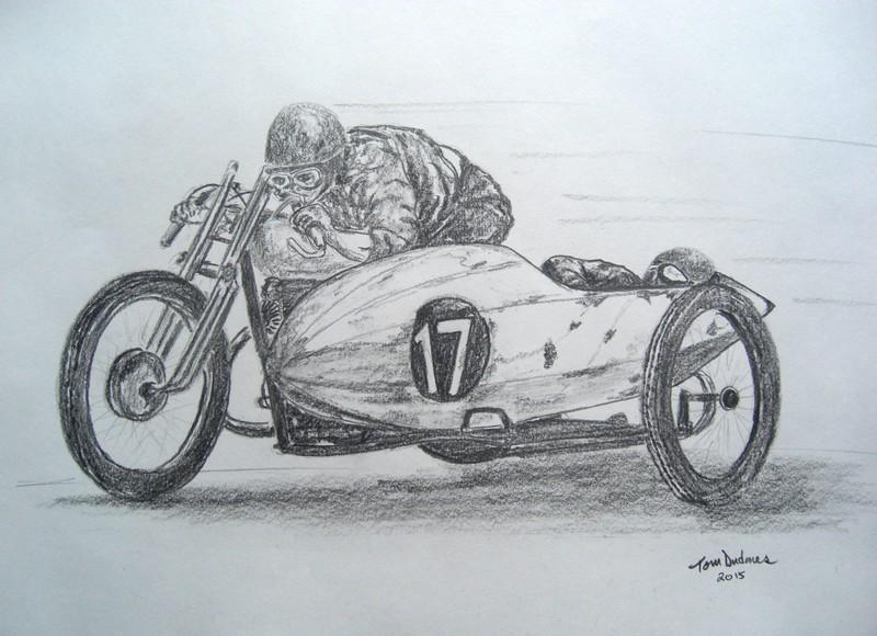 Eddy Meier ,Arpajon, France, 1925  11x14, graphite pencil, mar 14, 2015 CIMG9643