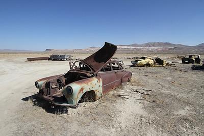 Sulphur wrecks