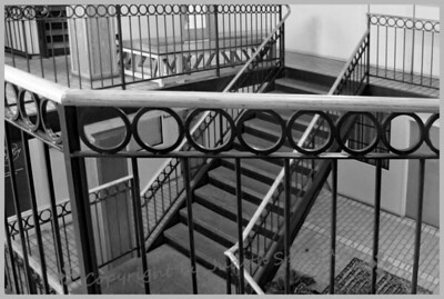 Up the Down Staircase - Judith Sparhawk