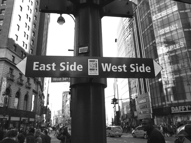 """""""East Side to the West Side"""""""