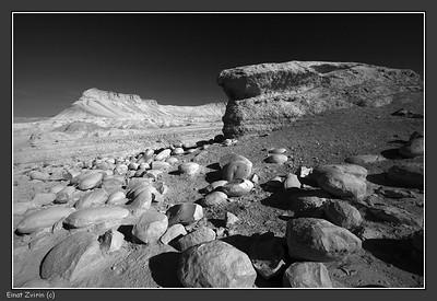 Mount Zin southern Israel