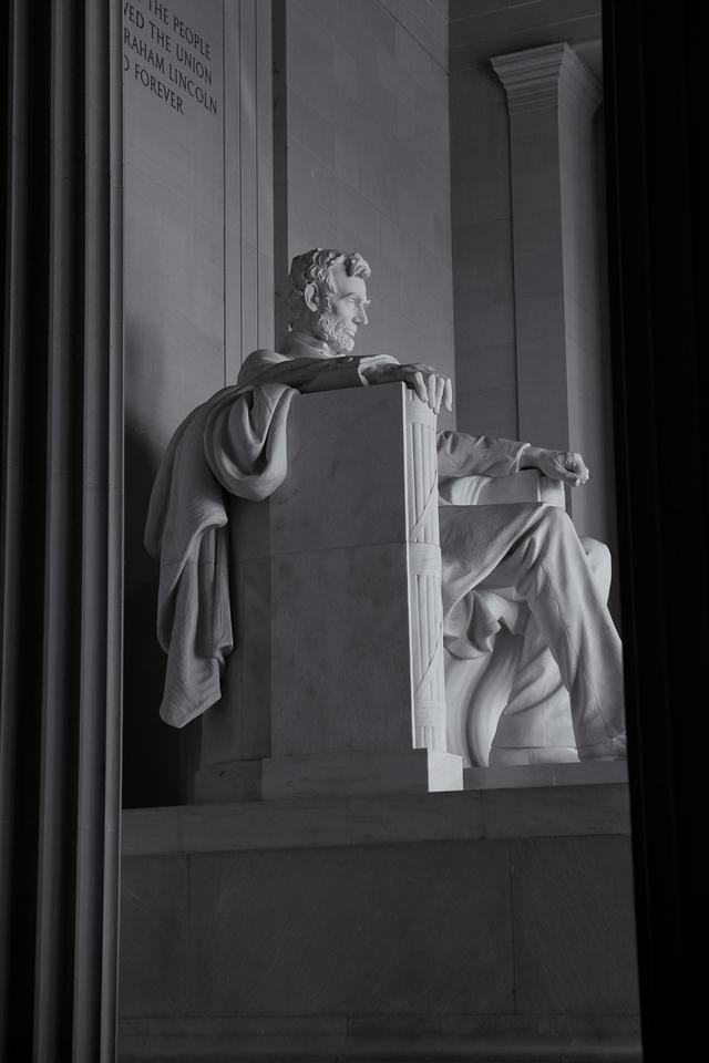 Lincoln Memorial, Washington DC.