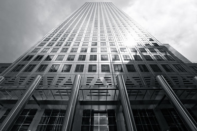 One Canada Square - London UK