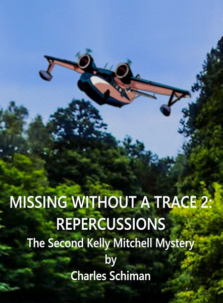 Book Cover for Missing Without A Trace 2: Repercussions.