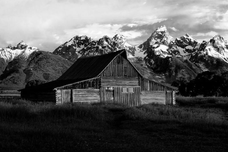 Moulton Barn, Grand Teton National Park
