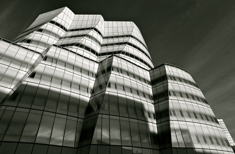 IAC Headquarter - Frank Gehry in West Chelsea