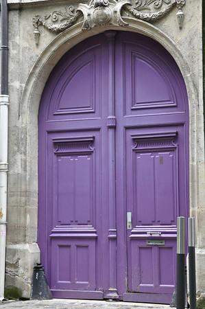 Reims Door