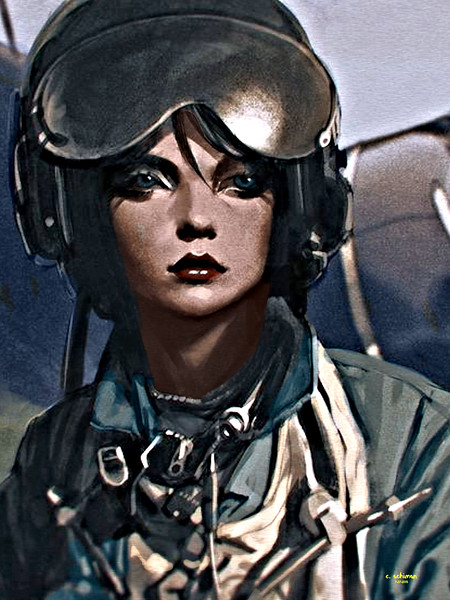 Fighter Pilot.