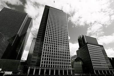 Canary Wharf - London UK Version 2