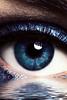 ice crystal eye.