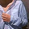 Blue Shirt.