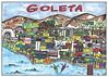 Goleta Map
