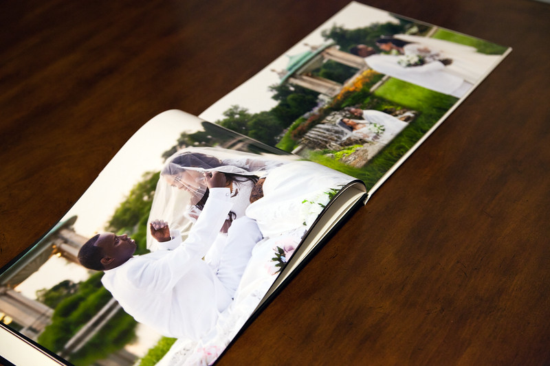 Mention the custom book design when you contact Mark regarding your wedding or family session.<br /> <br />   Pricing for custom hardcover book design starts at $400 with any photography service. Exact price depends on book style and number of pages. Additional copies will be discounted up to %40. <br />    We can meet prior to you wedding and discuss the exact style and look for your custom book.