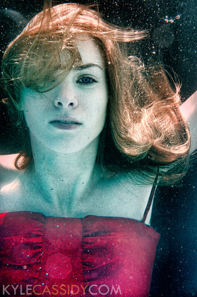 The Drowning Girl.