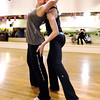 "Chris Harris, left, and Page Jenkins practice their routine on Wednesday, April 11, during a ""Boom"" dance rehearsal at Alchemy of Movement dance studio on 30th Street in Boulder. For a video about the dance performance go to  <a href=""http://www.dailycamera.com"">http://www.dailycamera.com</a><br /> Jeremy Papasso/ Camera"