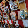 "Examples of Nancy Anderson's belt buckles.<br /> The Open Studios Fall Artists Tour 2012 continues on  Oct. 7, 13, and 14th, from Noon to 6 p.m. each day.<br /> For more photos and a video of open studios, go to  <a href=""http://www.dailycamera.com"">http://www.dailycamera.com</a>.<br /> Cliff Grassmick  / October 6, 2012"
