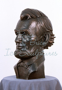 Abraham Lincoln by Steve Brice