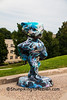 """Celestial Bucky"" Statue, Madison, Wisconsin"