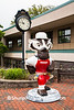 """Bucky the Builder"" Statue, Middleton, Wisconsin"