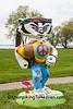 """Hip Buckster"" Statue, Madison, Wisconsin"