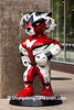 """Superbuck"" Bucky Statue, Madison, Wisconsin"
