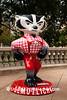 """""""Gemutlichkeit"""" Bucky Statue, Madison, Wisconsin"""