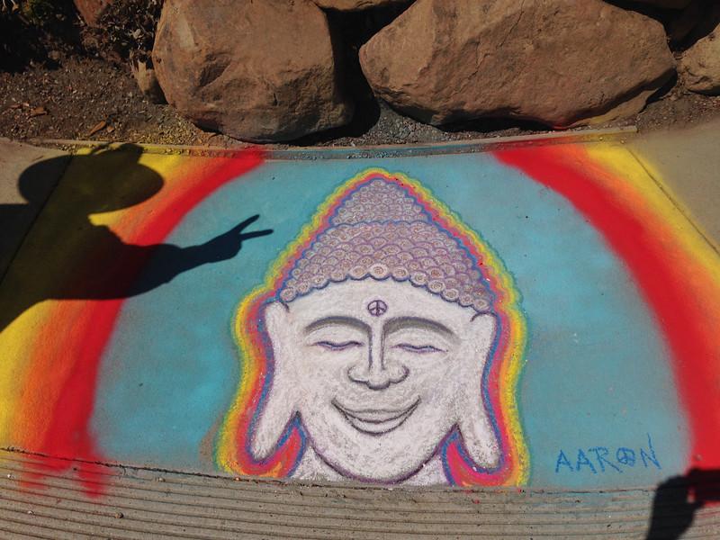 Buddha- International Day of Peace, 2015
