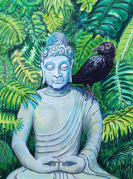 Buddha and the Sacred
