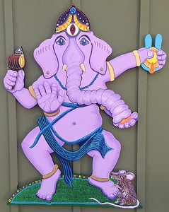 Ganesha-Remover of Obstacles