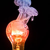 Art Photography: Burning Bulbs