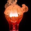 Art Photography: Burning Bulbs