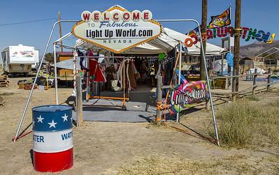 18014 Light Up World in Gerlach is the last stop for supplies before Black Rock City.