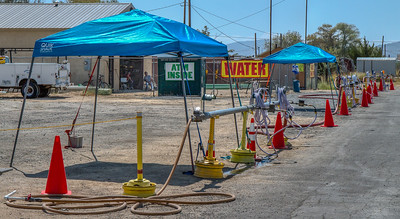 17011 The Gerlach General Improvement District sells water to Burning Man participants.  Just pull up and fill up.