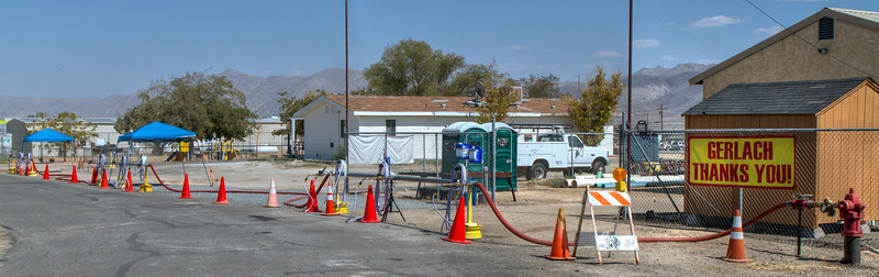 17023 The Gerlach General Improvement District sells water to Burning Man participants.  Just pull up and fill up.