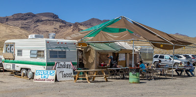 18041 Oasis 29 located midway between Nixon and Empire serving Indian Tacos to Black Rock City travelers since 1991.