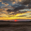 17008 Burning Man sunset, Black Rock Desert, Gerlach, Nevada