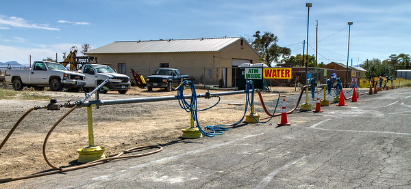 18025 The Gerlach General Improvement District sells water to Burning Man participants.  Just pull up and fill up.