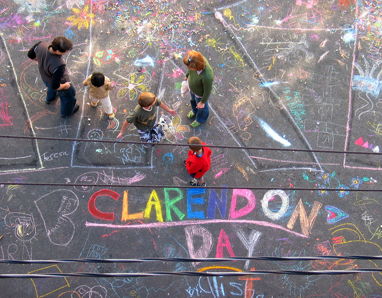 Clarendon Day, Oct. 21, 2006