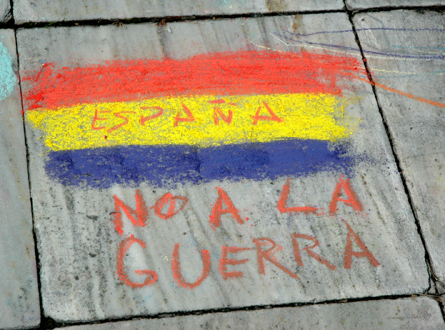 TIZAS PARA LA PAZ 2006 Washington, DC 