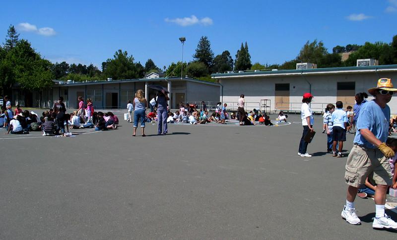 Valley View Elementary School Richmond, CA 9/14/07 photo: Jonothan Dumas
