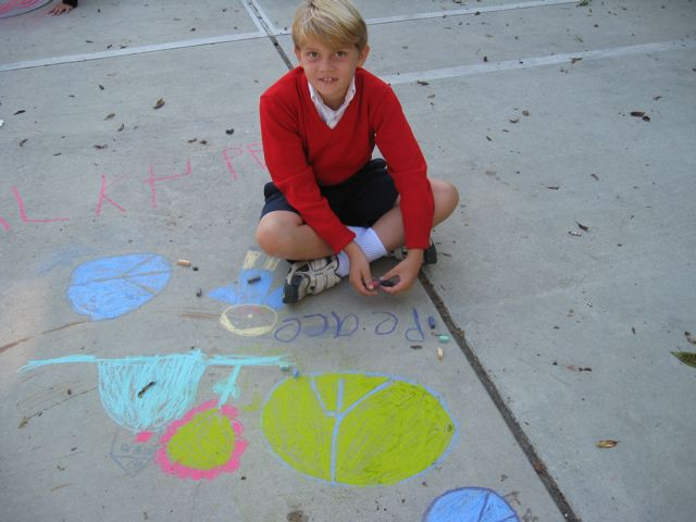 CHALK4PEACE 2008 