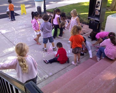 CHALK4PEACE 2008 Goleta Valley Community Center, Goleta, CA with the Rainbow School and HEADSTART Organized By Randy Rossness, Exec. Director; photos: Amy Mallett C4P Photo Gallery: http://modernarf.smugmug.com/gallery/6321728_zxHCv#398599018_RMTUk