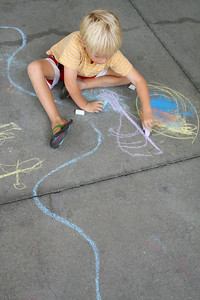 CHALK4PEACE 2009  9/12/09 CHILDREN'S DISCOVERY MUSEUM of SAN JOSE Organized By Sandy Derby Photo: Lisa Ellsworth Photography