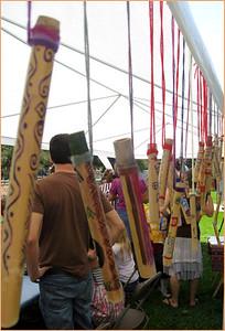 Flutes Across the World Living Peace of Ojai 9/19/09