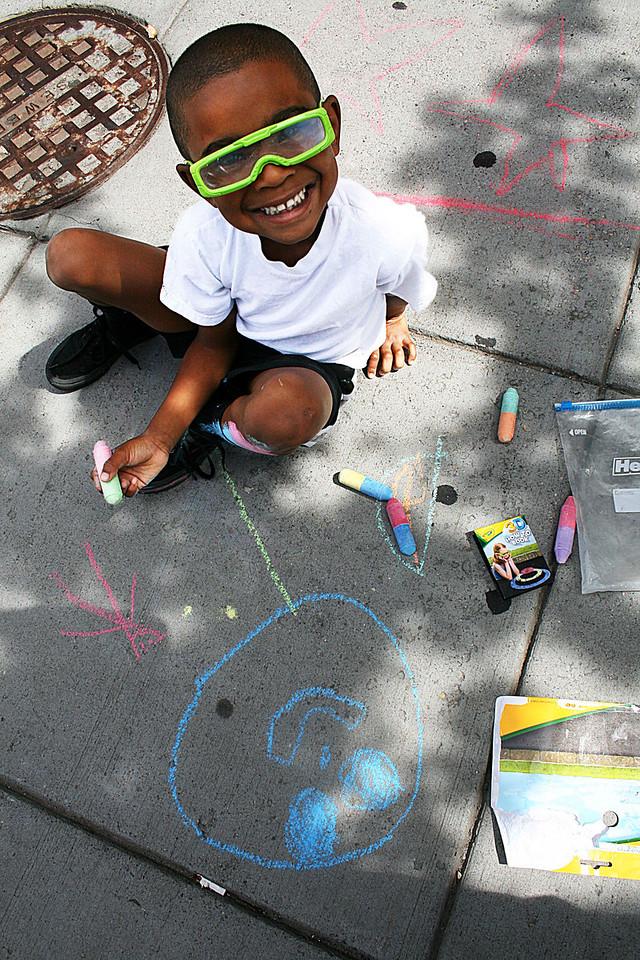 CHALK4PEACE Busboys and Poets Washington, DC 9/11/10  Photos: Marielle Mariano