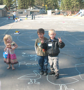 Bijou Community School, South Lake Tahoe, CA September 30th, 2010 Carri Gault, Organizer and Photographer