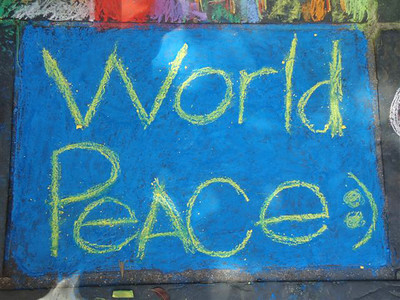 CHALK4PEACE 2010 St. George's Cathedral, Cape Town S. Africa 5 Nov 2010 This is the Community Arts Therapy Programme's fifth year in a row for CHALK4PEACE! With gratitude to Archbishop Emeritus Desmond Tutu for encouraging this in Africa. photo: Angela Rackstraw  http://modernarf.smugmug.com/Art/CHALK4PEACE-2010/CHALK4PEACE-2010-St-Georges/14566818_Z7vhZ#1082761378_v4KAv