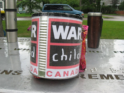 CHALK4PEACE 8/28-29/10 Vimy Ridge Park Winnipeg, Manitoba, Canada photo: Rodney Smith