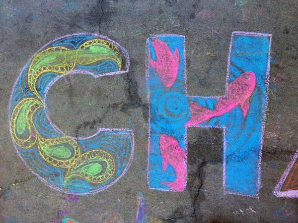 CHALK4PEACE 2013 Children's Discovery Museum of San Jose 9/14/13  photo: John Aaron