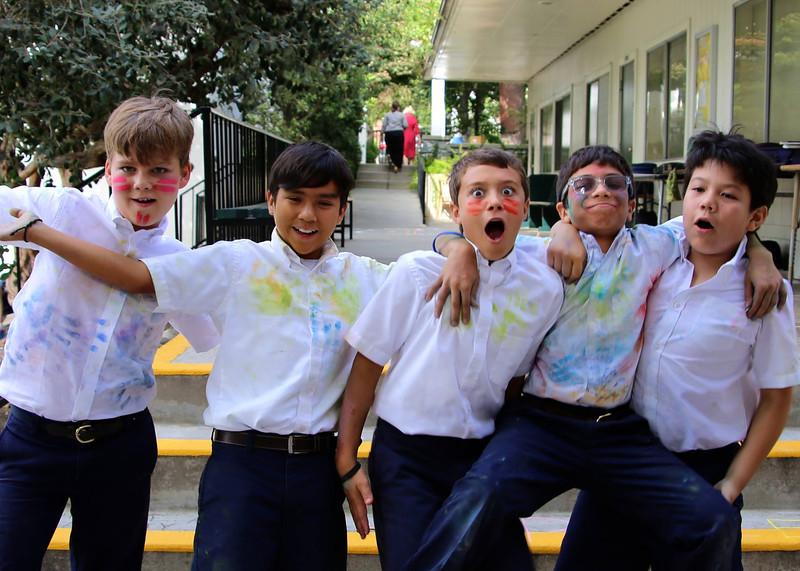 CHALK4PEACE 9/14/13  Gooden School Sierra Madre, CA photo: Meghan Snyder